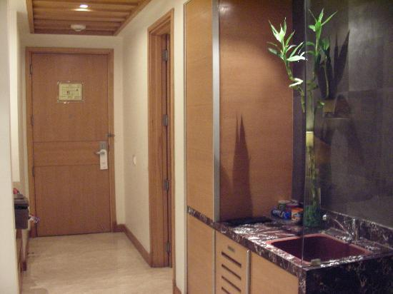 Radisson Blu Suites Gurgaon : Enterance