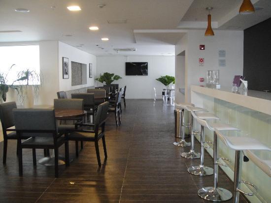Hotel Novotel Rio De Janeiro Santos Dumont: bar