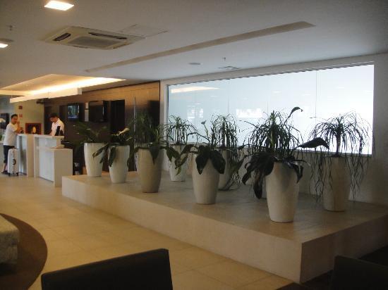 Hotel Novotel Rio De Janeiro Santos Dumont: lobby