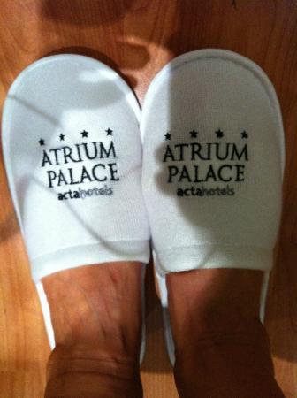 Hotel Acta Atrium Palace: Dettaglio