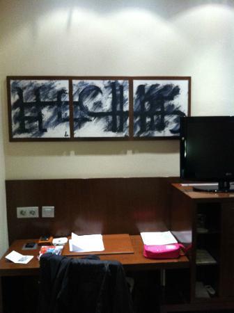 Hotel Acta Atrium Palace: Dettaglio camera