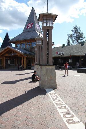 Santa Claus Village: home to santa claus