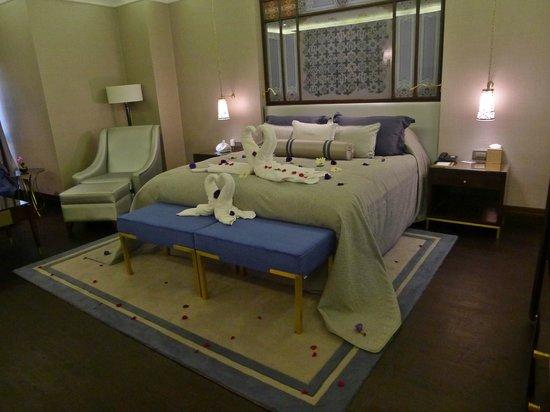 Marti Istanbul Hotel: Corner suite