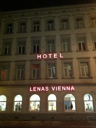 Hotel City Residence : HOTEL LENAS VIENNA