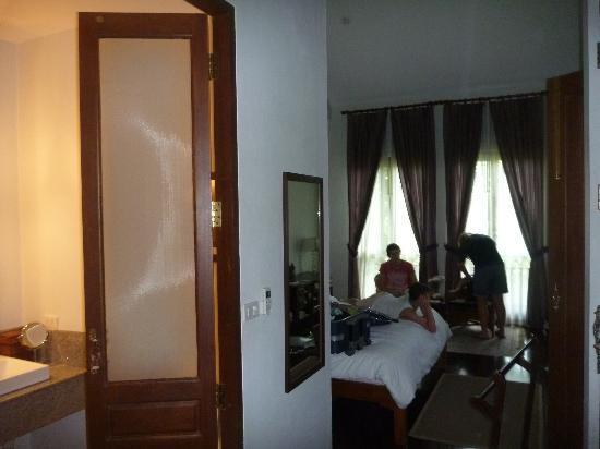 Baan Klang Wiang : Hotel room