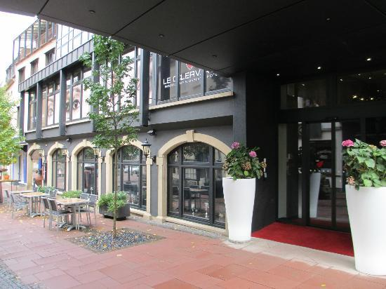 Le clervaux boutique design hotel luxembourg reviews for Design hotel le cinema