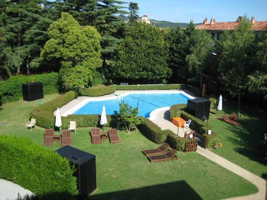 Hotel Rio Bidasoa: Pool