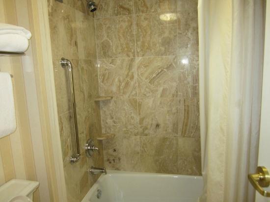 Residence Inn Toronto Airport : shower