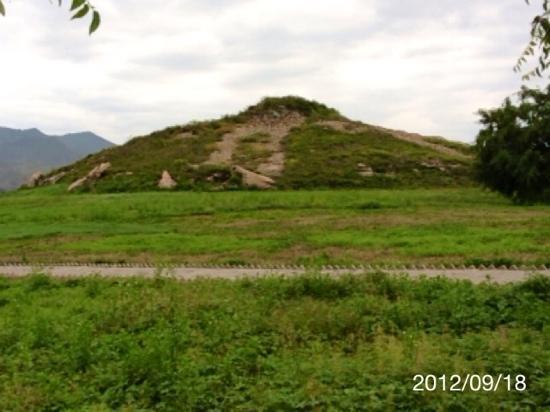 Gaoguli Cultural Tourism Zone: 好太王墳