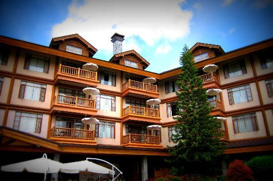 The Manor at Camp John Hay: nice hotel