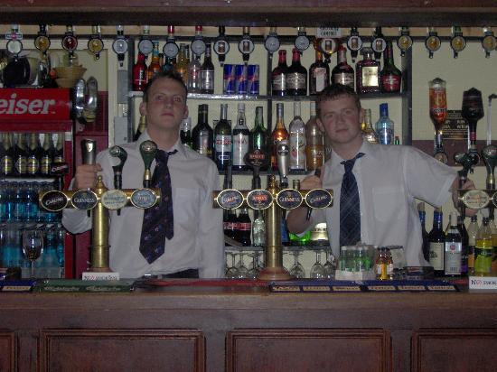 Fronoleu Country Hotel: Bar