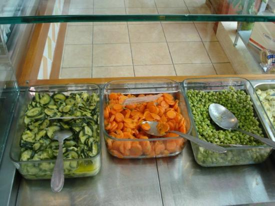 Gastronomia Zanon: contorni