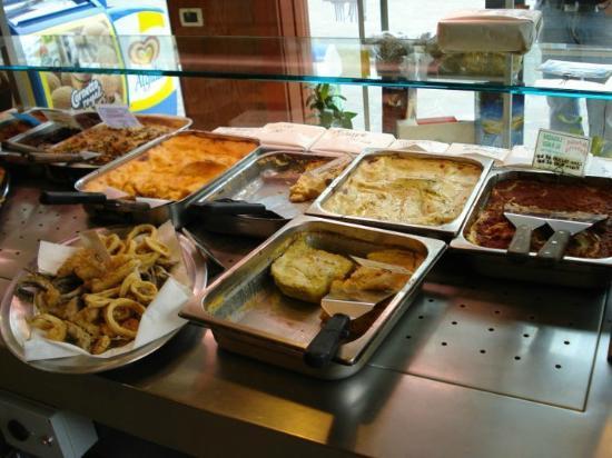 Gastronomia Zanon: primi