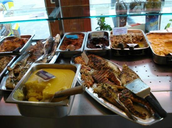Gastronomia Zanon: pesce caldo
