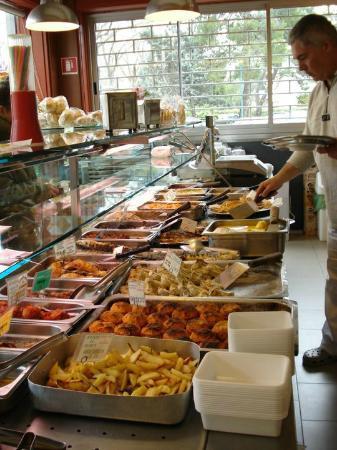 Gastronomia Zanon: il banco