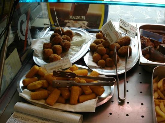 Gastronomia Zanon: fritti