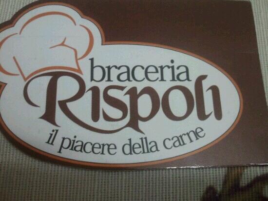 Braceria Rispoli : ..