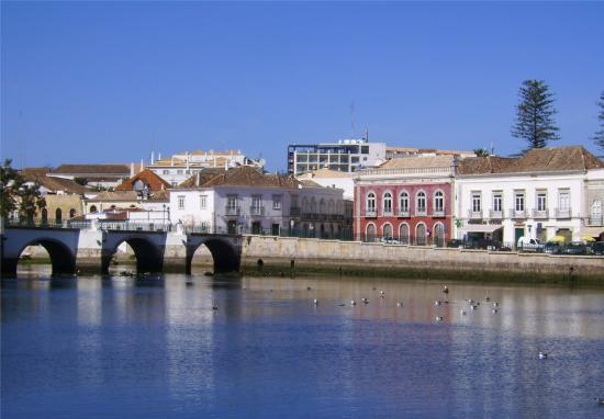 Forte de Sao Joao da Barra : The river