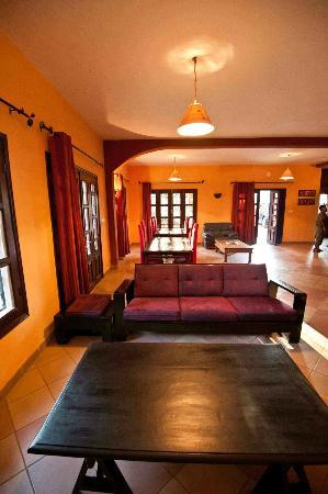 Villa Ny Telomiova : espaces communs