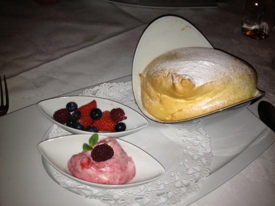 Schloss Fuschl Resort & Spa, Fuschlsee-Salzburg: dessert
