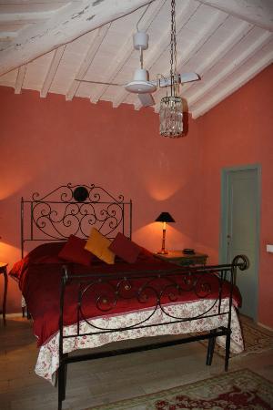 Agriturismo La Striscia: Our Bedroom