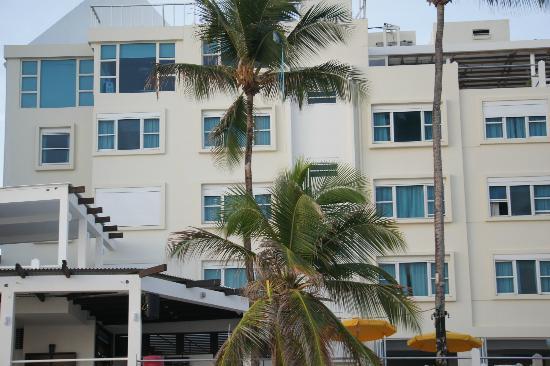 애틀랜틱 비치 호텔 사진