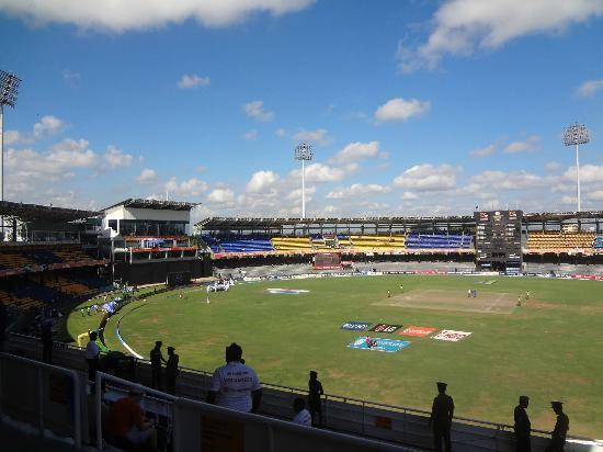 R. Premadasa Stadium: View from Grand Stand