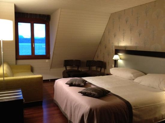 Hotel Le Rivage - Lutry: Room 2