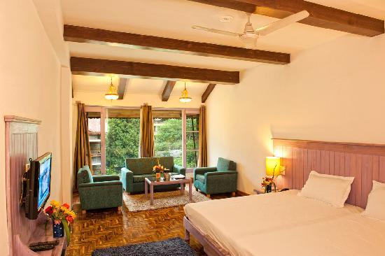 Johnson Lodge & Spa: Luxury Double Room
