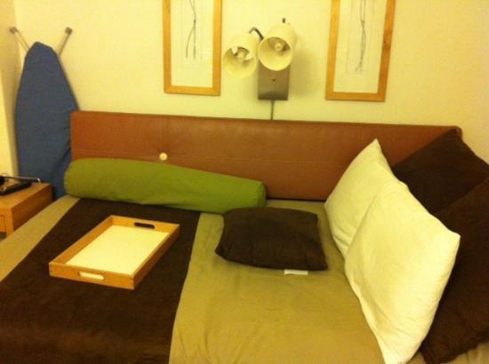 โรงแรม เดอะ มอสเซอร์: Einzelzimmer