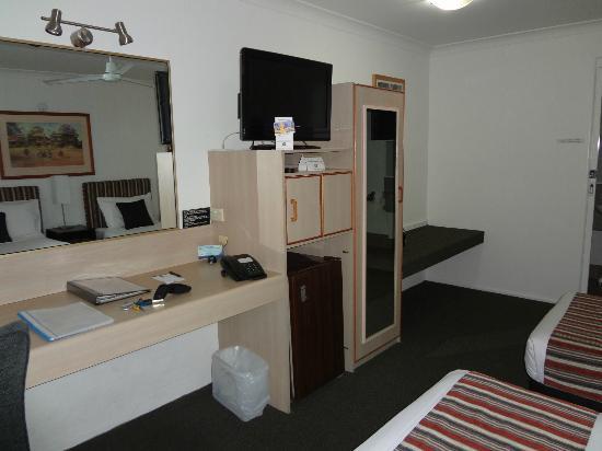 Best Western Cattle City Motor Inn: Room
