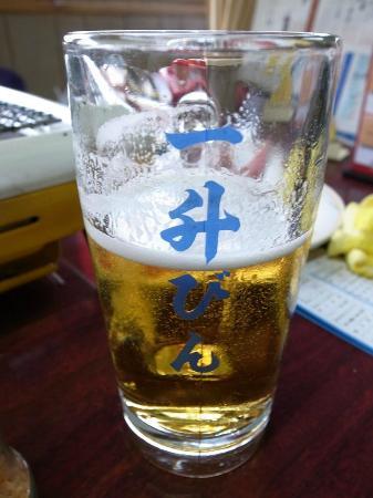 Isshobin Honten: ビール
