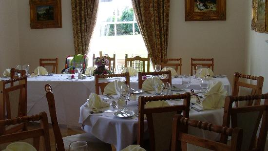 Alison House Hotel: Dining Room