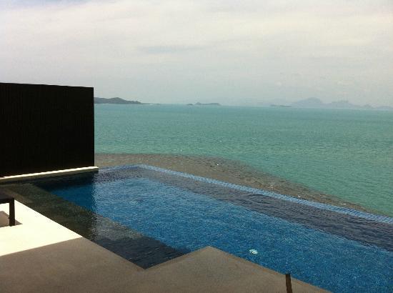 Conrad Koh Samui : infinity pool