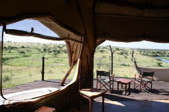 Amani Mara Camp: This is how you spend your day