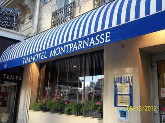 تيمهوتل تور مونتبارناسي: Tim hotel 