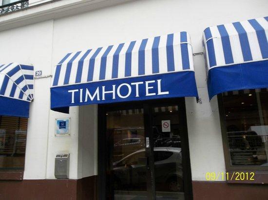 Timhotel Tour Montparnasse: Tim Hotel