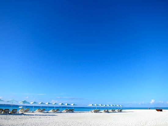 Four Seasons Resort Maldives at Landaa Giraavaru: Beach