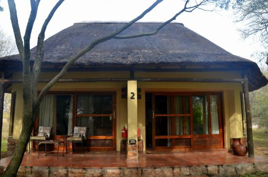 N'kaya Lodge: our chalet