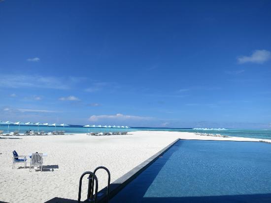 Four Seasons Resort Maldives at Landaa Giraavaru: Blu