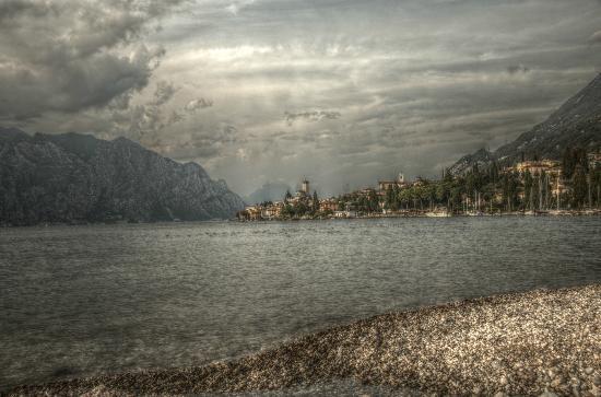Bellevue San Lorenzo: Lake Garda