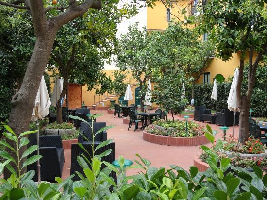 Astoria Hotel: Área comum do hotel
