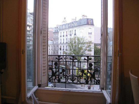 Hotel Tolbiac : View from Room