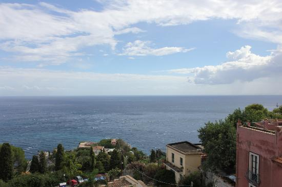 Hotel Villa Carlotta: View from the room