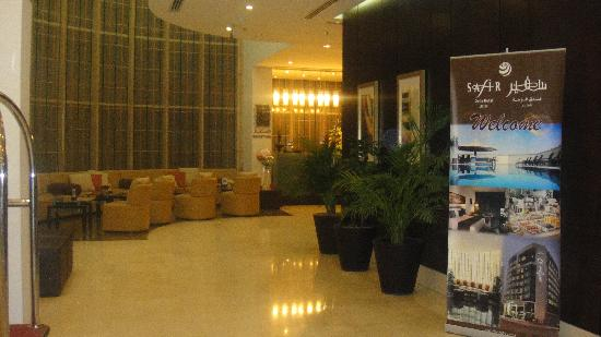Safir Doha Hotel: Reception