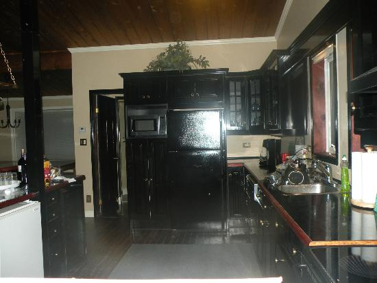 The Lodges at Blue Mountain: Kitchen