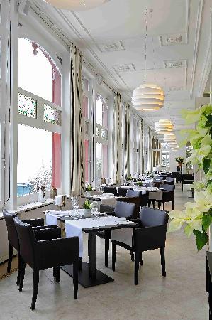 Hotel Vitznauerhof: Restaurant Inspiration