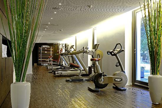 Hotel Vitznauerhof: Fitness