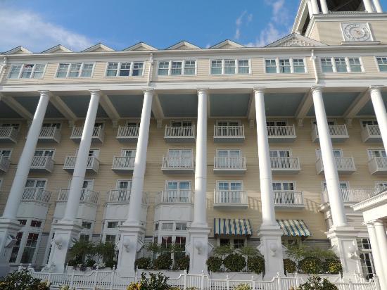 Disney's Newport Bay Club : Ingresso