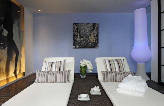Hotel Vitznauerhof: Vitznauerhof SPA